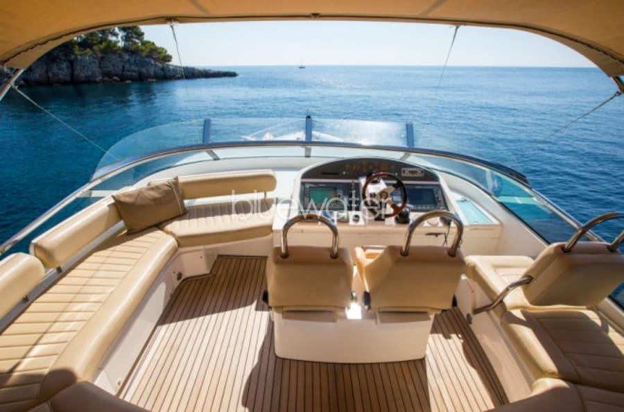 Моторная яхта D5 Yacht #7