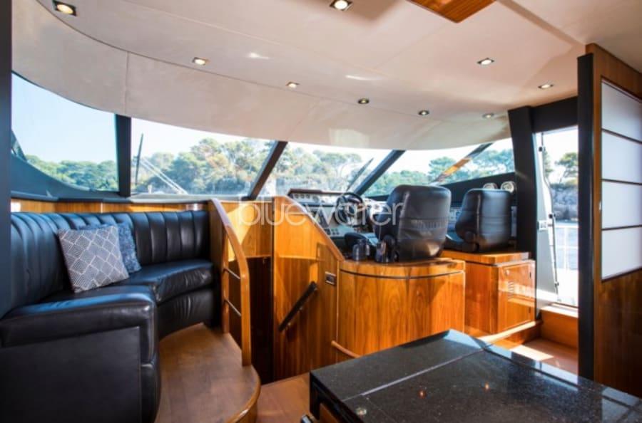 Моторная яхта D5 Yacht #12