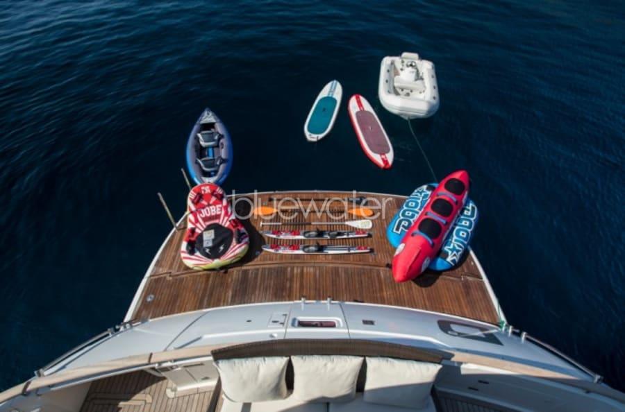 Моторная яхта D5 Yacht #18