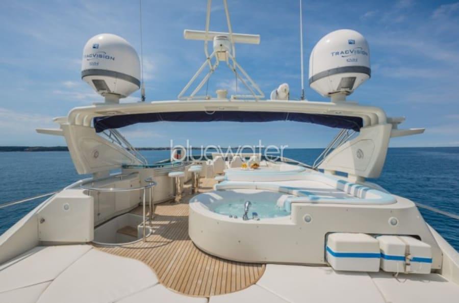 Моторная яхта Vellmari Yacht #7