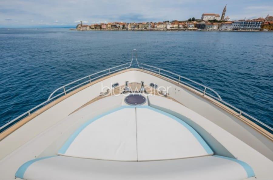 Моторная яхта Vellmari Yacht #9
