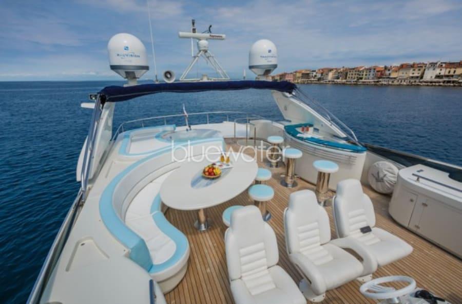 Моторная яхта Vellmari Yacht #8