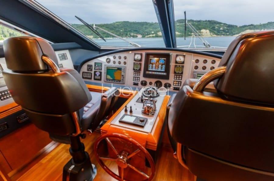 Моторная яхта Vellmari Yacht #19