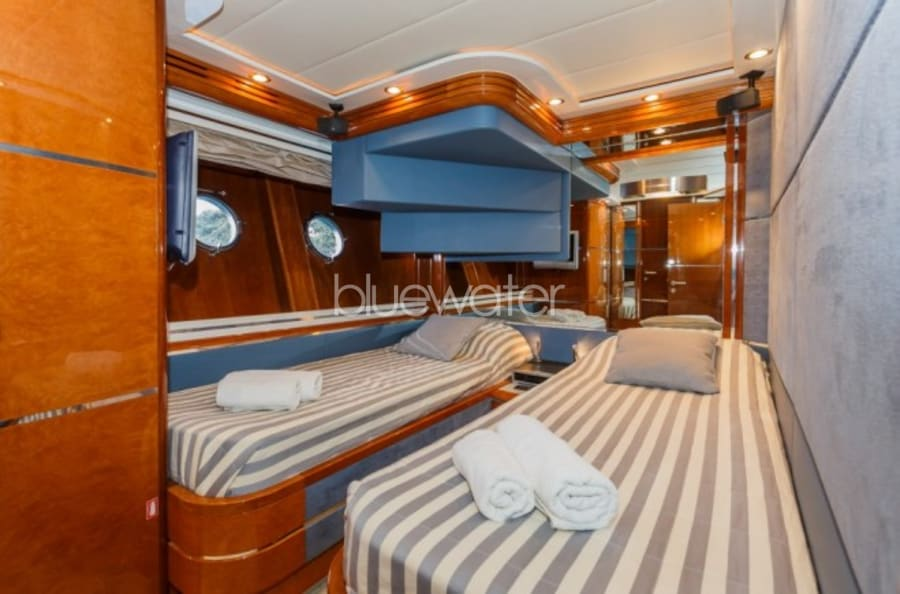 Моторная яхта Vellmari Yacht #20