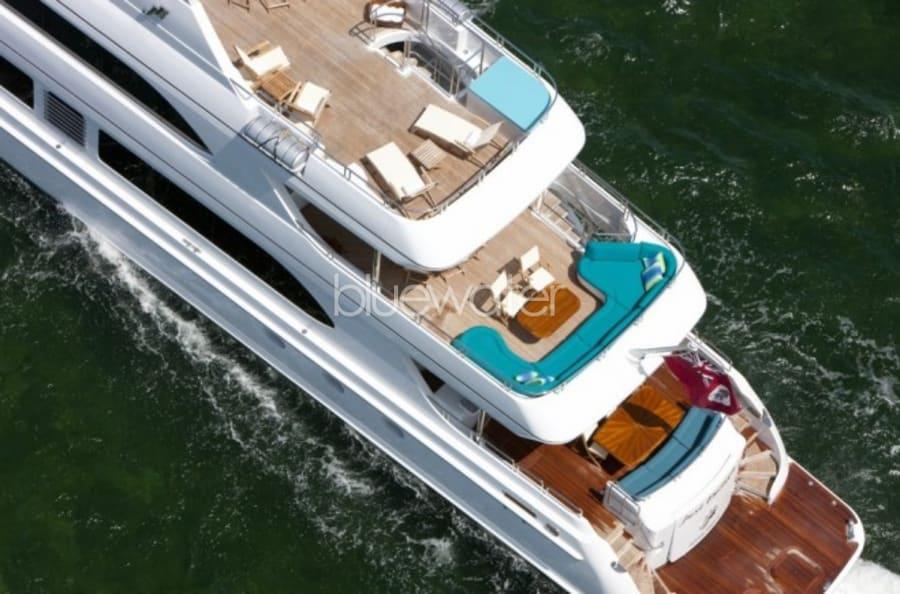 Моторная яхта Just Enough Yacht #4