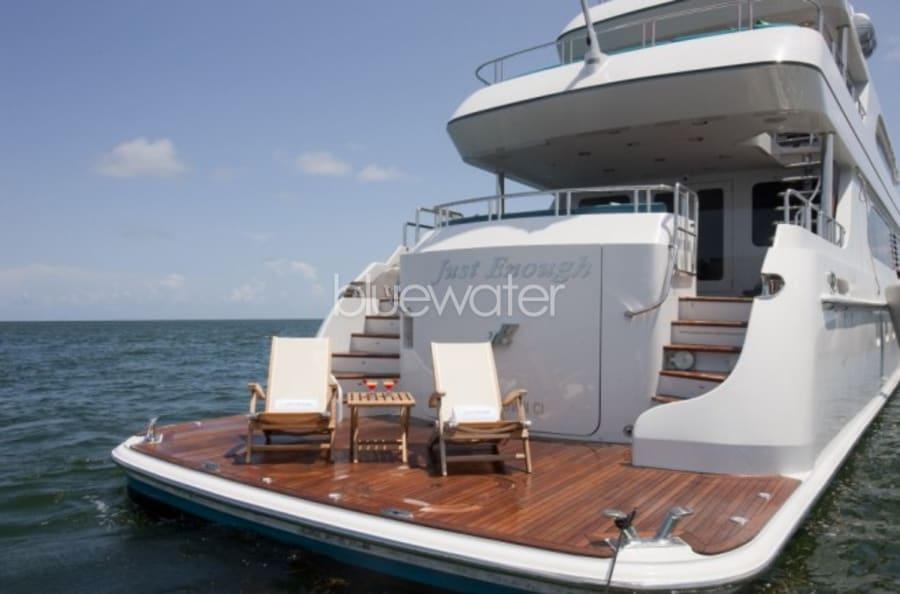 Моторная яхта Just Enough Yacht #5