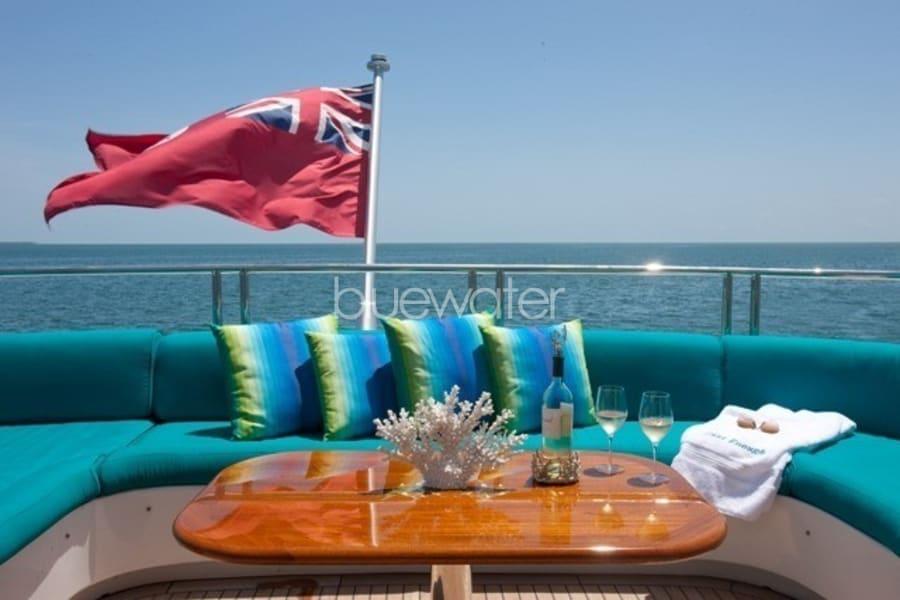 Моторная яхта Just Enough Yacht #13