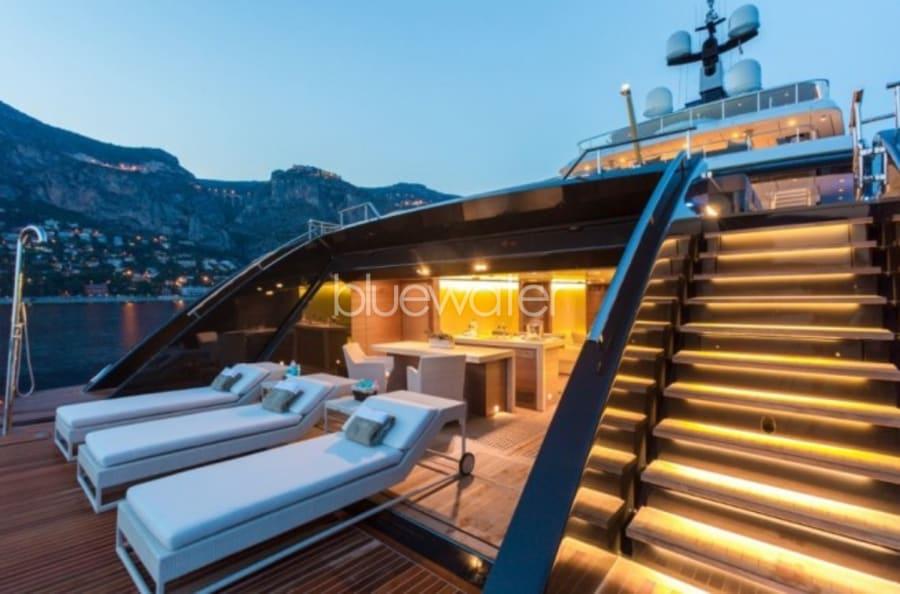 Моторная яхта ICON Yacht #4