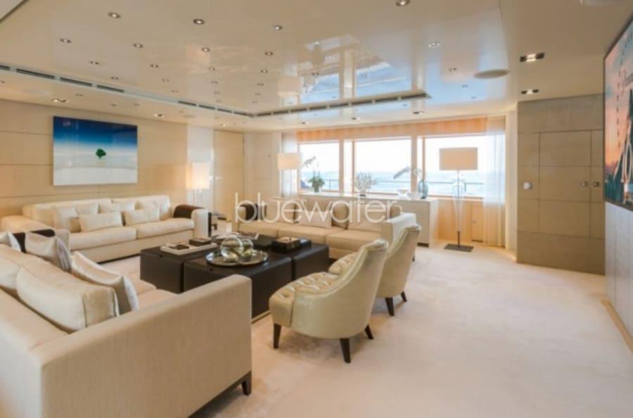 Моторная яхта ICON Yacht #11