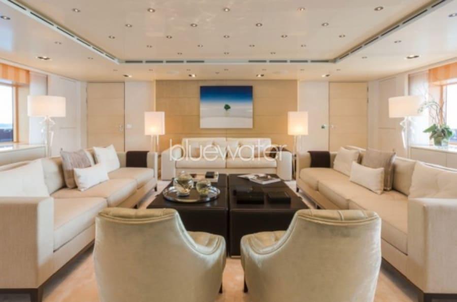 Моторная яхта ICON Yacht #12