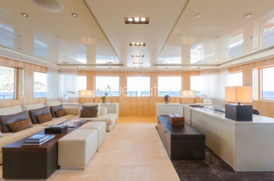 Моторная яхта ICON Yacht #14