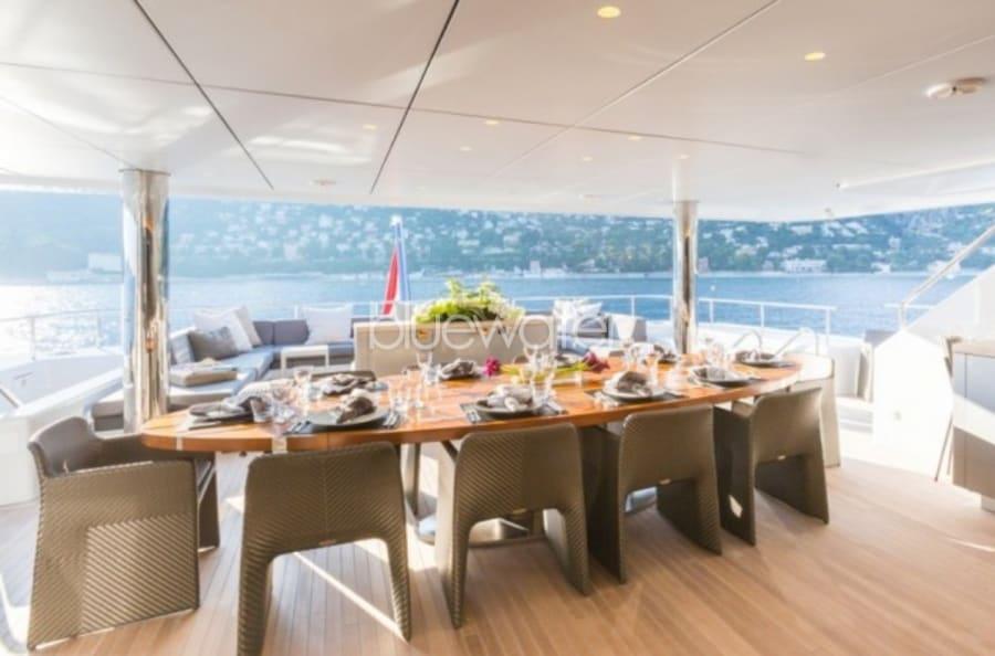 Моторная яхта ICON Yacht #17