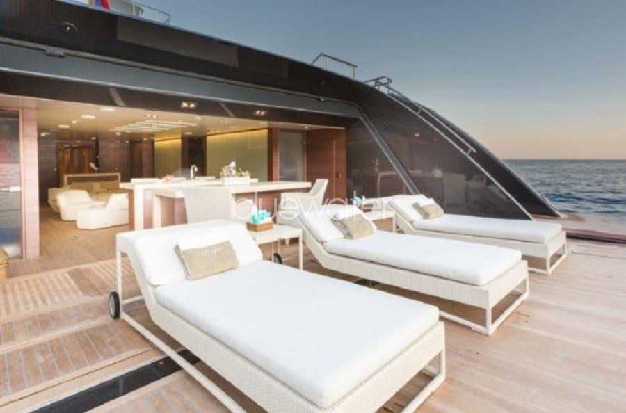 Моторная яхта ICON Yacht #5