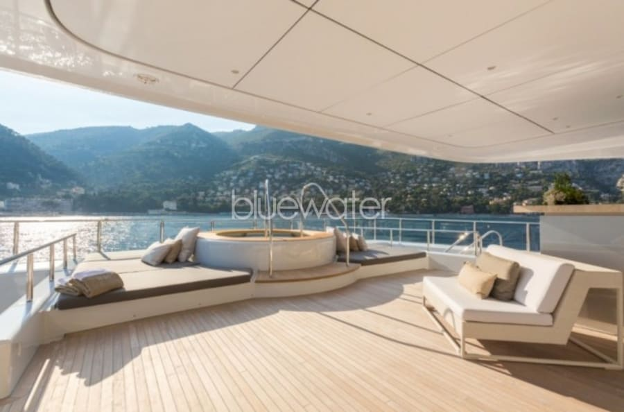 Моторная яхта ICON Yacht #18