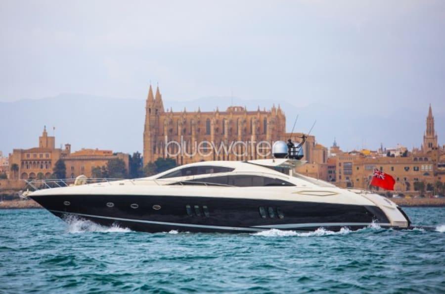 Моторная яхта Exceso Yacht #1