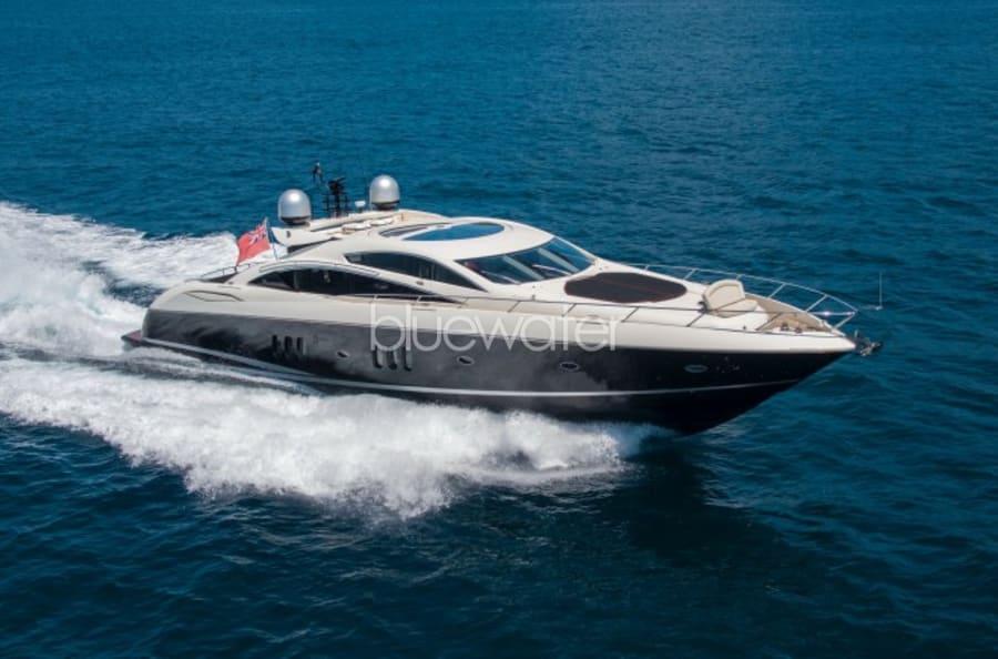 Моторная яхта Exceso Yacht #2