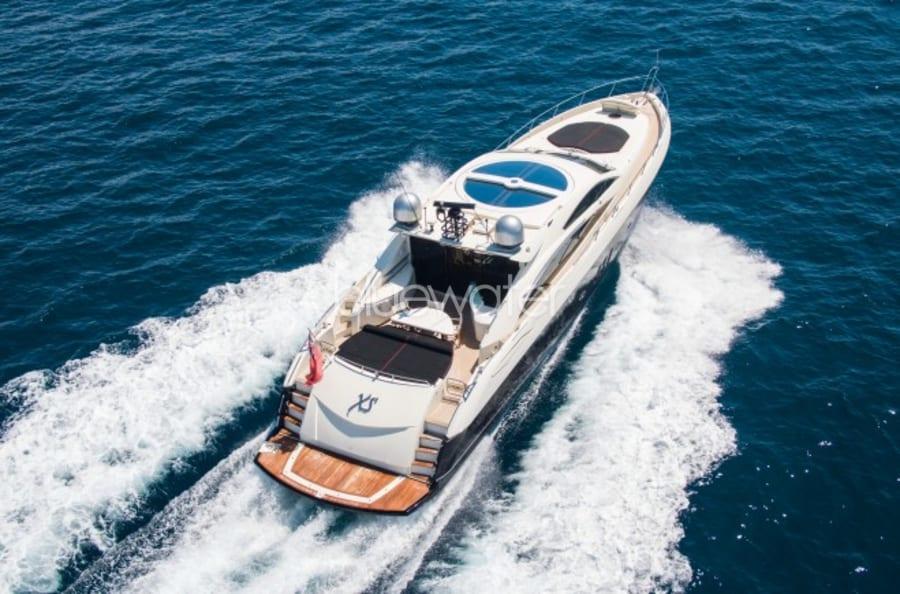 Моторная яхта Exceso Yacht #3