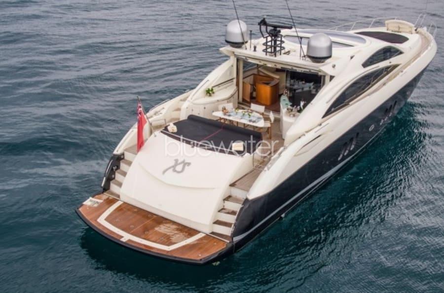 Моторная яхта Exceso Yacht #4