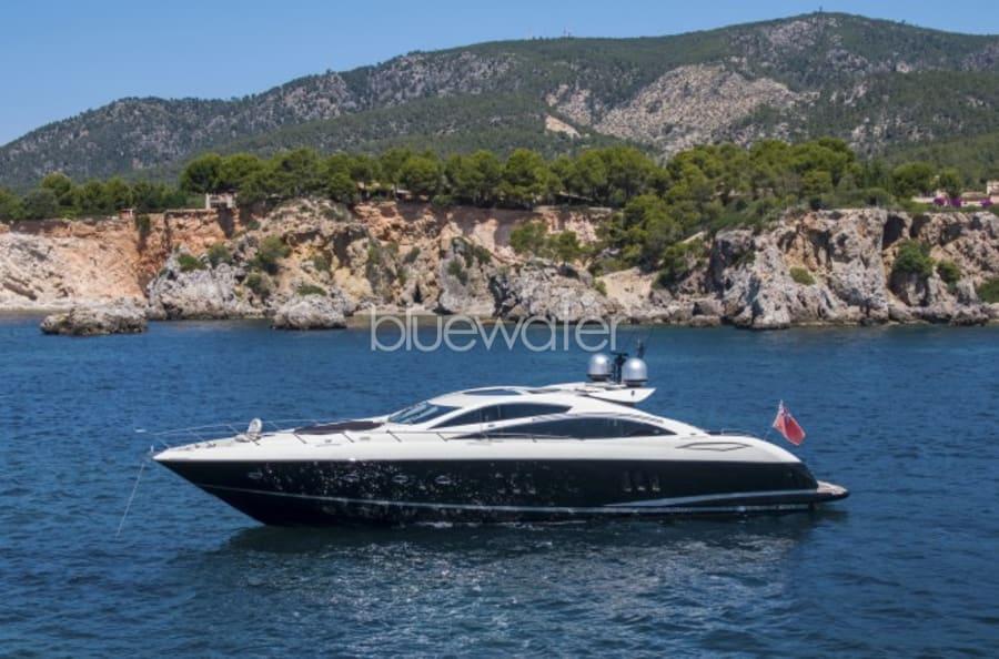 Моторная яхта Exceso Yacht #5