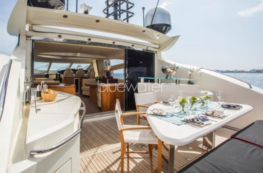 Моторная яхта Exceso Yacht #6
