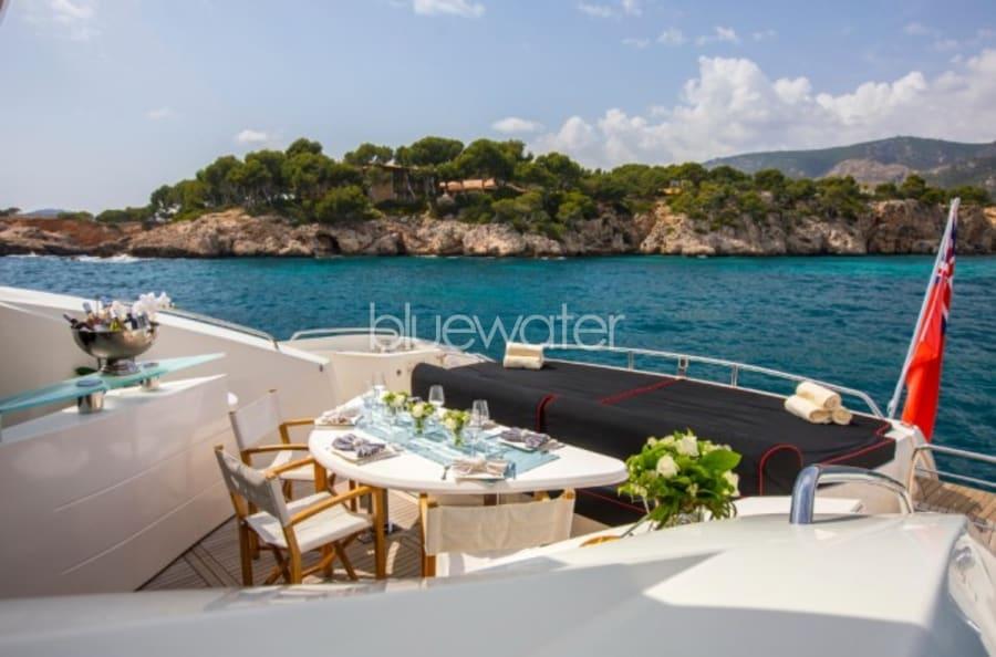 Моторная яхта Exceso Yacht #7
