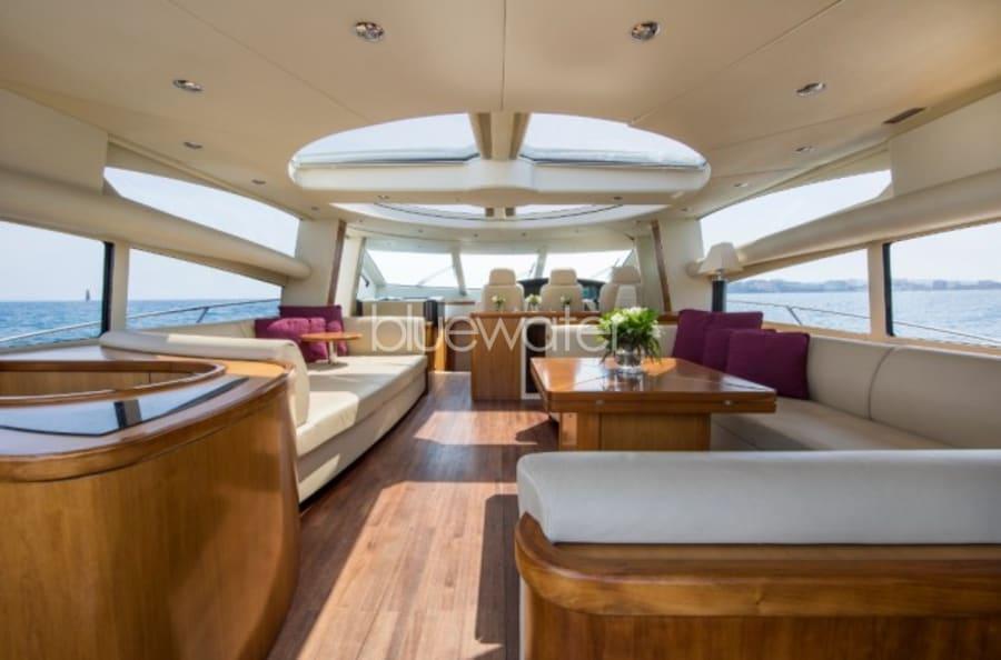 Моторная яхта Exceso Yacht #8