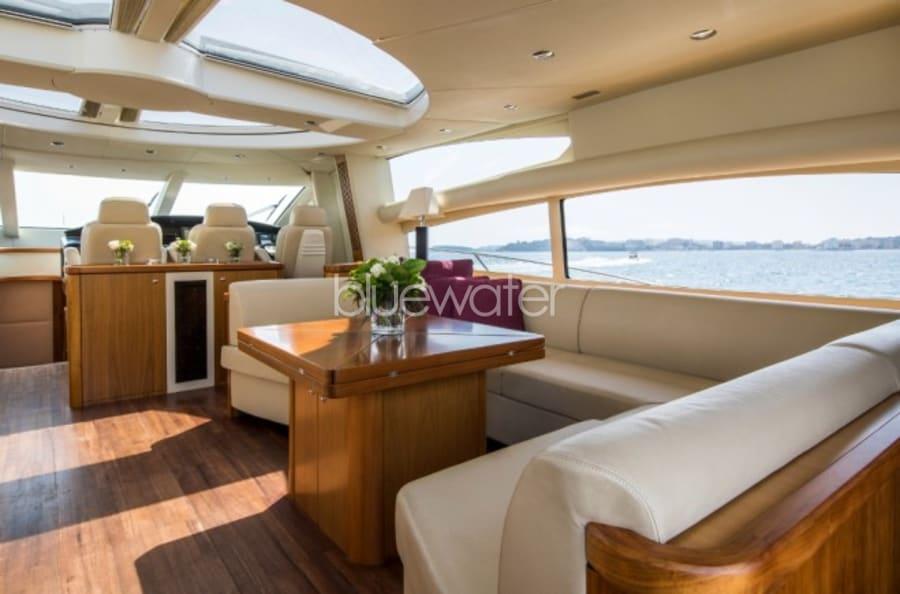Моторная яхта Exceso Yacht #9