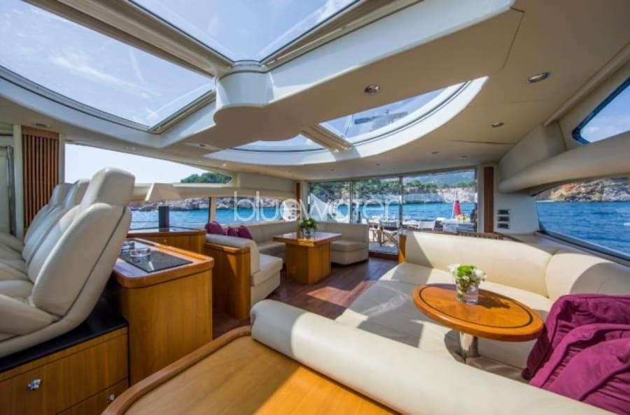 Моторная яхта Exceso Yacht #10