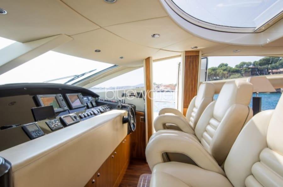 Моторная яхта Exceso Yacht #11