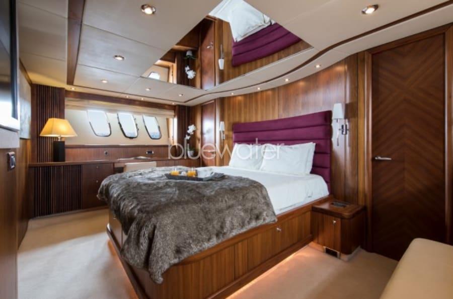 Моторная яхта Exceso Yacht #12