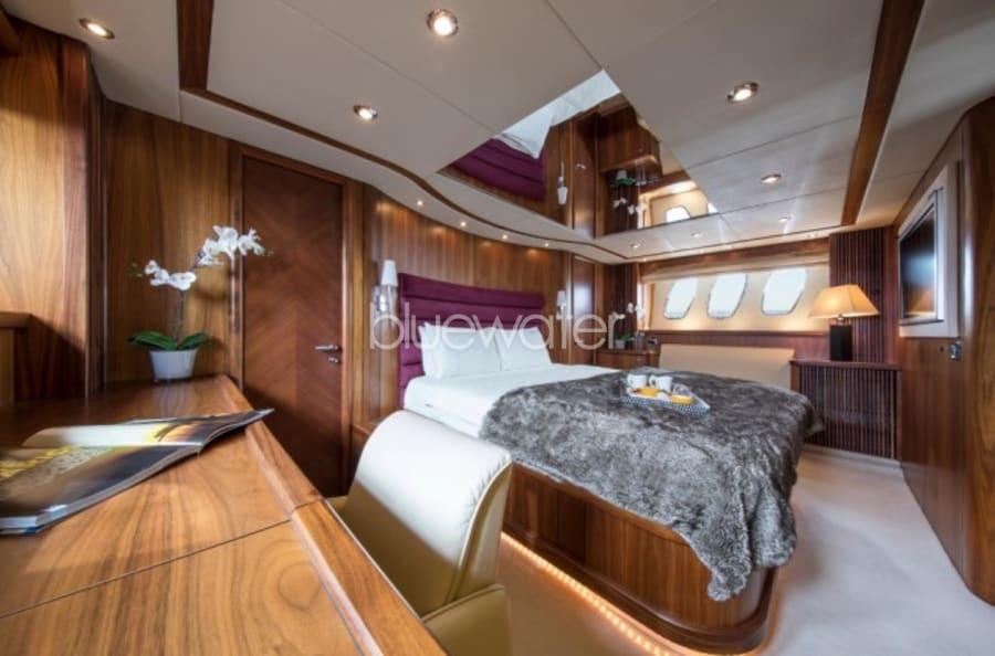 Моторная яхта Exceso Yacht #13