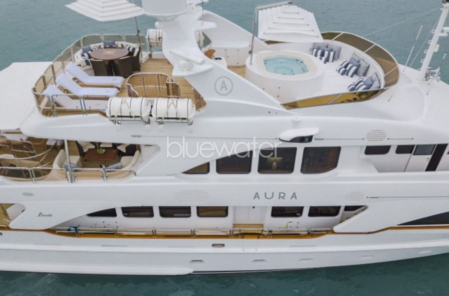 Моторная яхта Aura Yacht #3