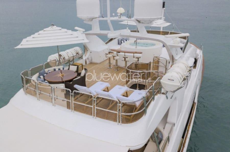 Моторная яхта Aura Yacht #4