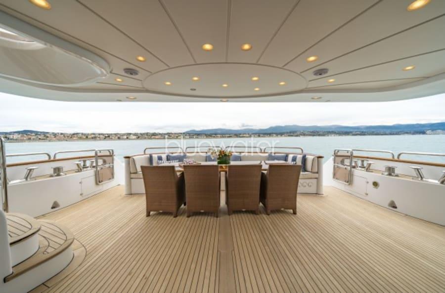 Моторная яхта Aura Yacht #5