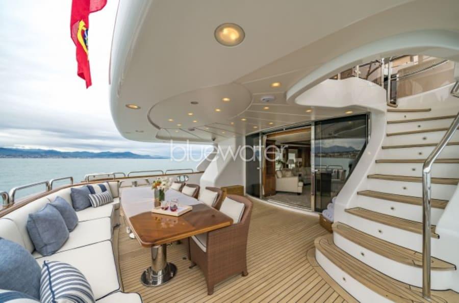 Моторная яхта Aura Yacht #6