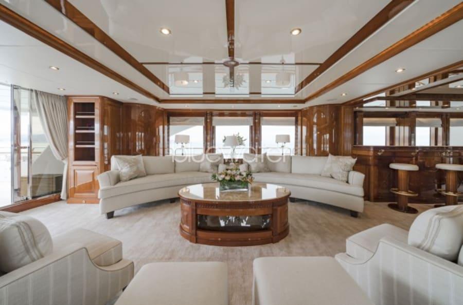 Моторная яхта Aura Yacht #7