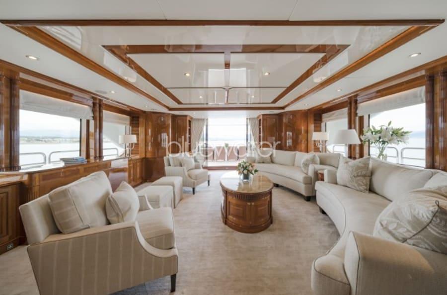 Моторная яхта Aura Yacht #8