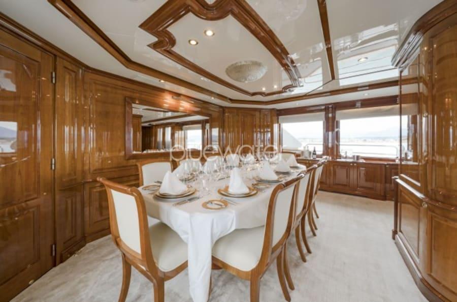 Моторная яхта Aura Yacht #9