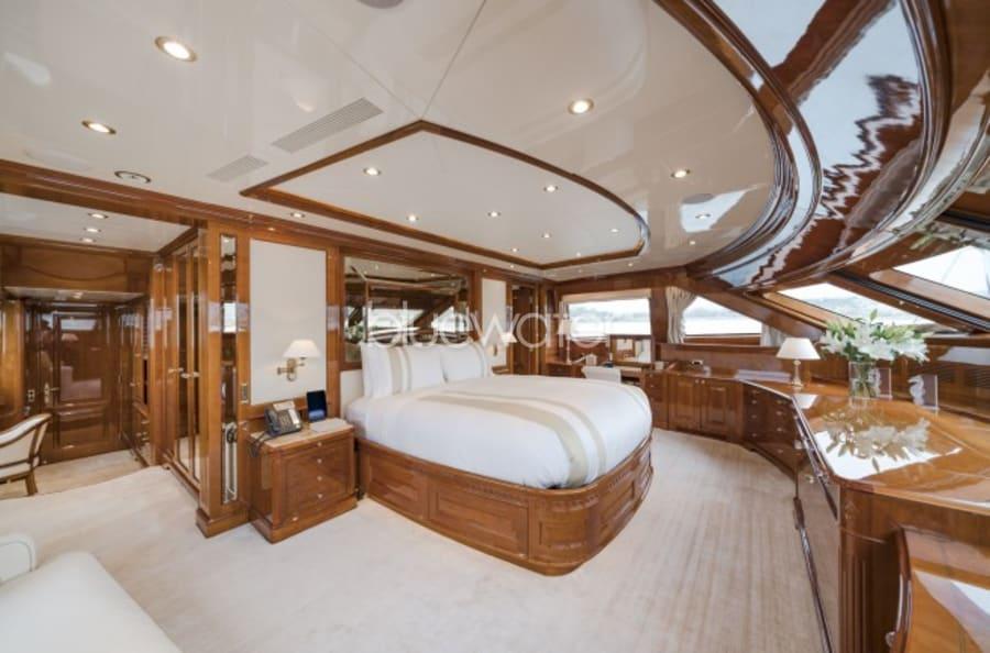 Моторная яхта Aura Yacht #10