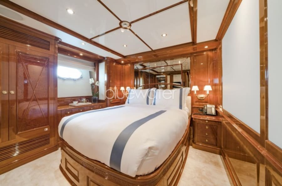 Моторная яхта Aura Yacht #11