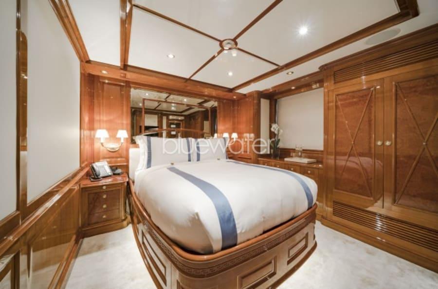 Моторная яхта Aura Yacht #12