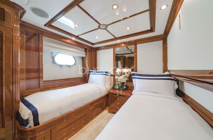 Моторная яхта Aura Yacht #13