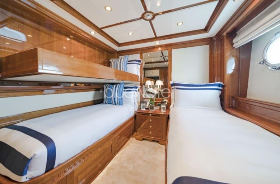 Моторная яхта Aura Yacht #14