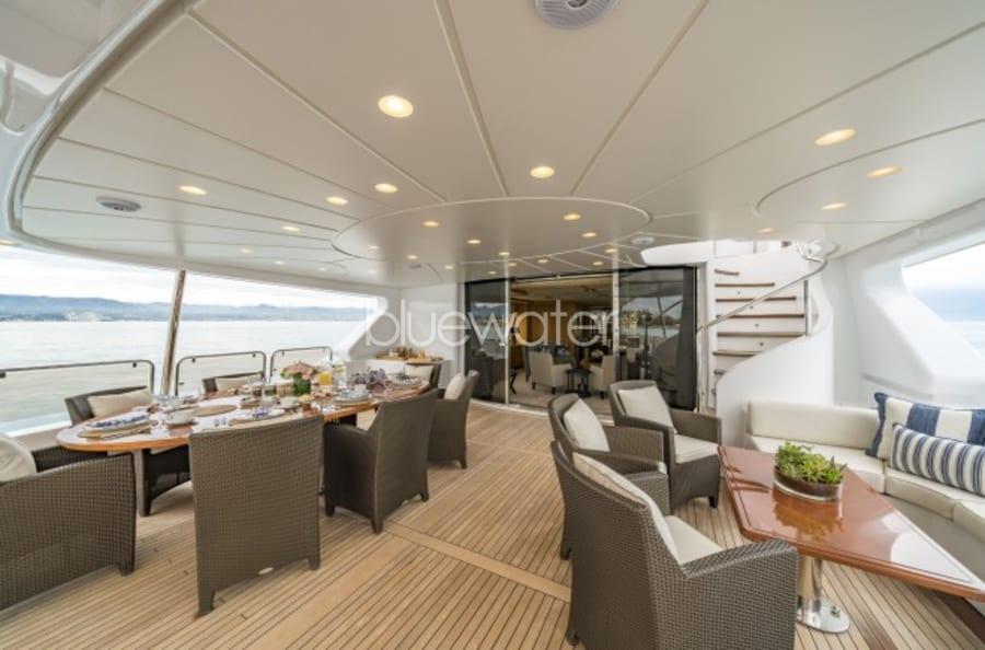 Моторная яхта Aura Yacht #15