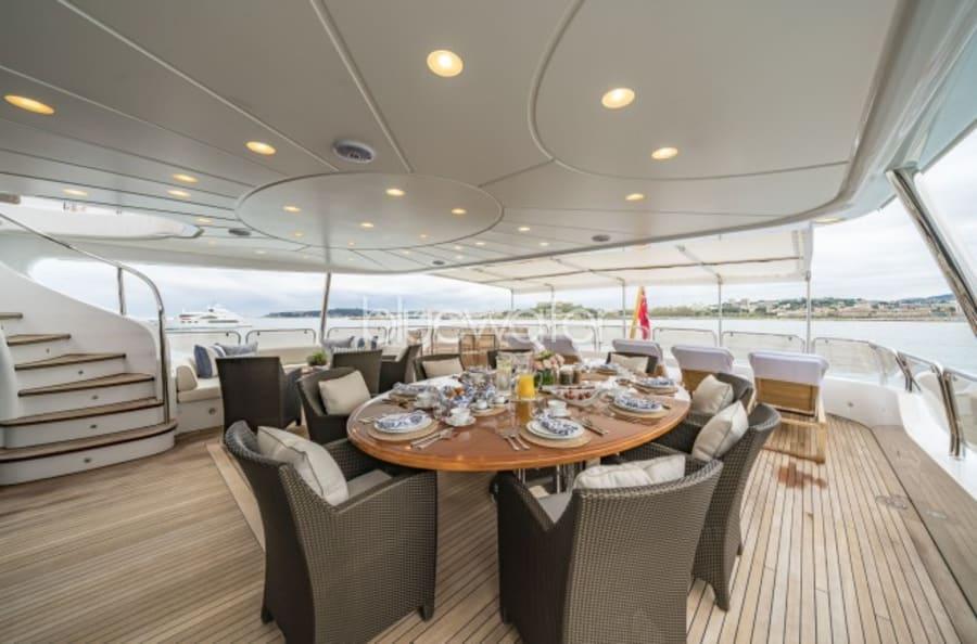 Моторная яхта Aura Yacht #16