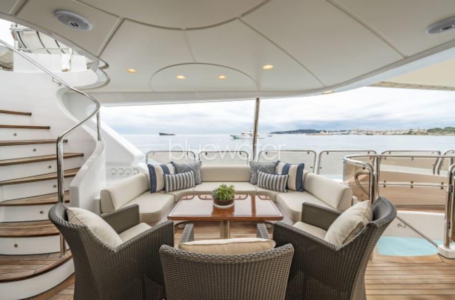 Моторная яхта Aura Yacht #17