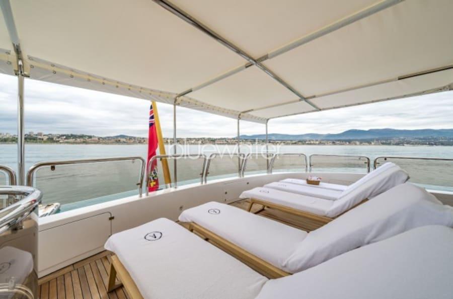 Моторная яхта Aura Yacht #18