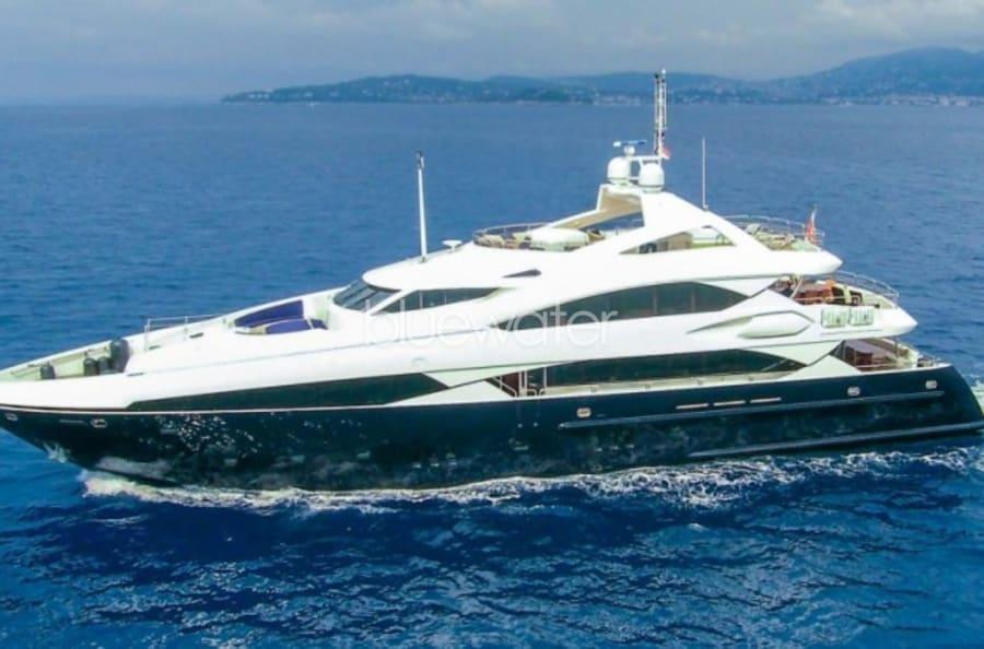 Моторная яхта The Devocean Yacht #5