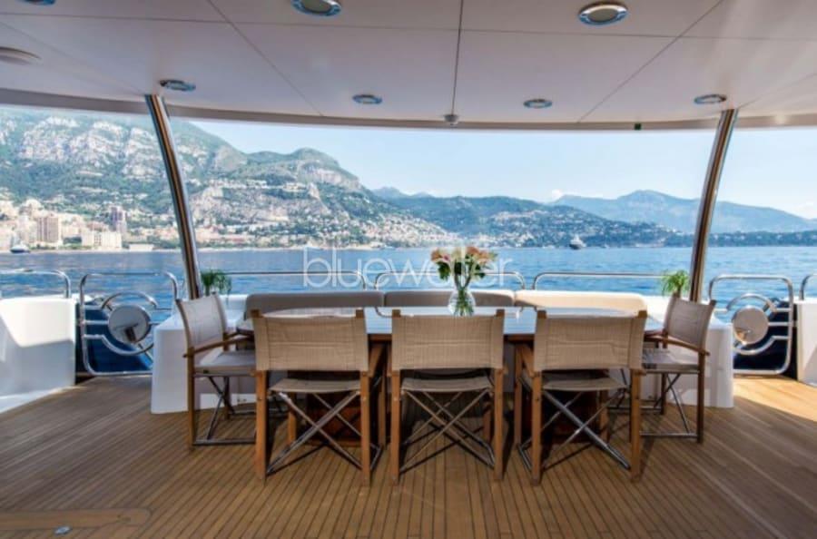 Моторная яхта The Devocean Yacht #8