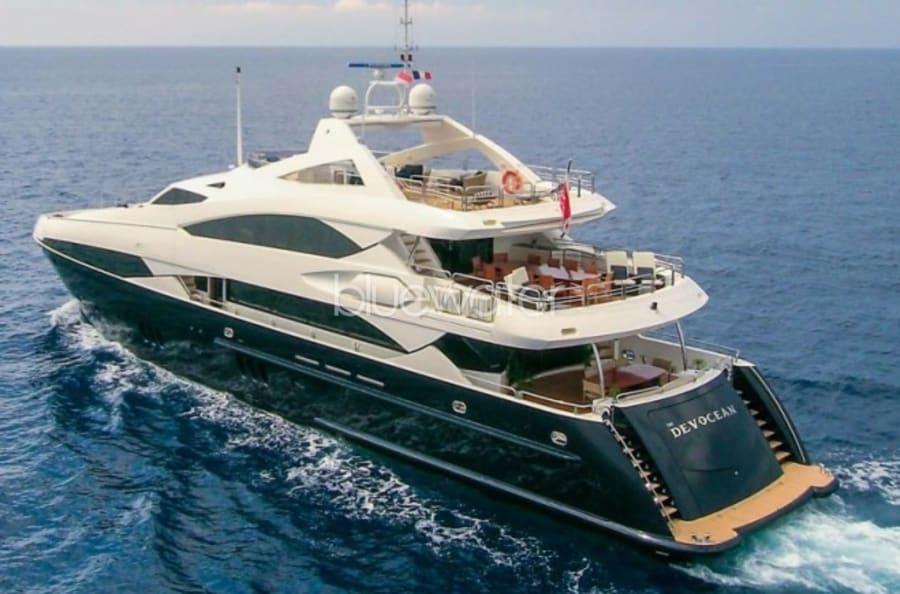 Моторная яхта The Devocean Yacht #7